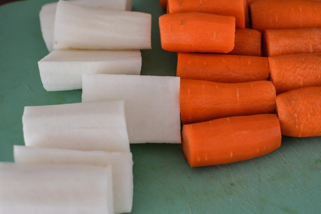 Banh Mi Karotten