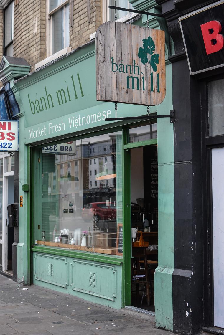 Banh Mi 11 London - My Banh Mi London Tour - Banh Mi Life