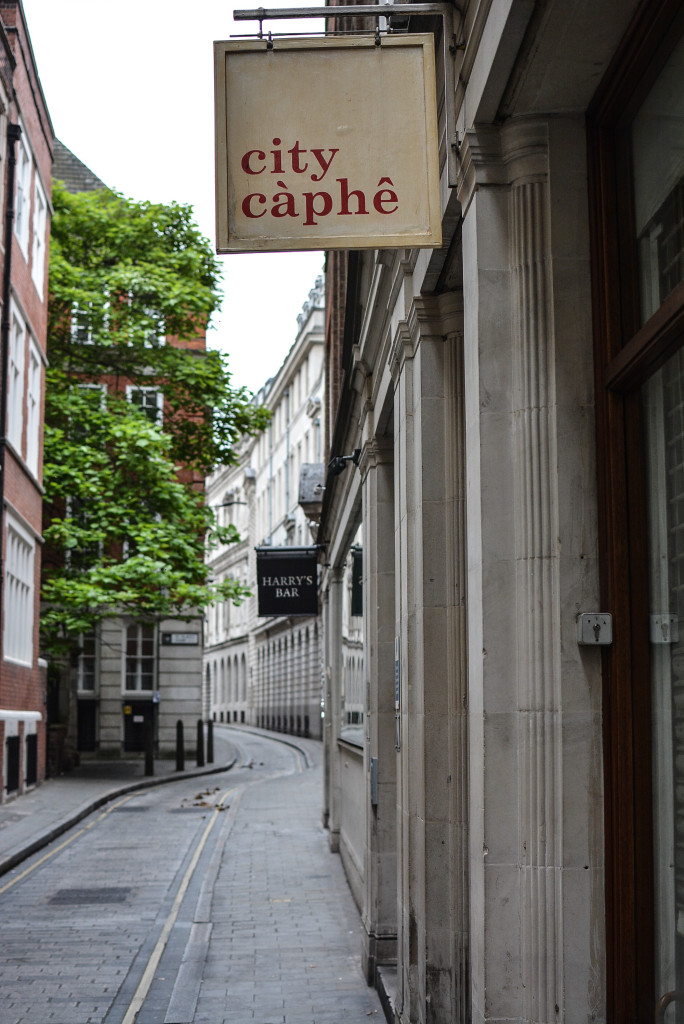 city caphe london