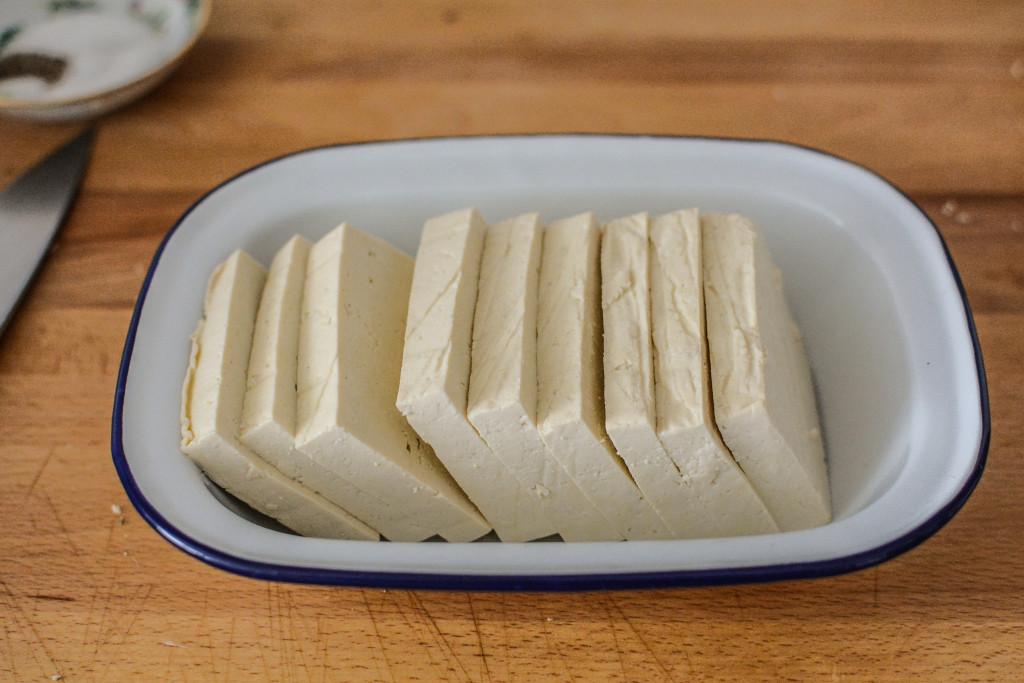 Banh Mi Tofu Rezept