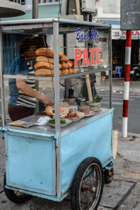 banh mi station in vietnam