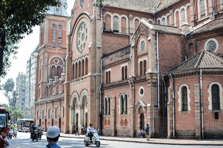 Notre-Dame-Basilika, Saigon